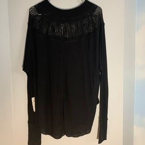 Free People Brand New Long Sleeve Thermal!!